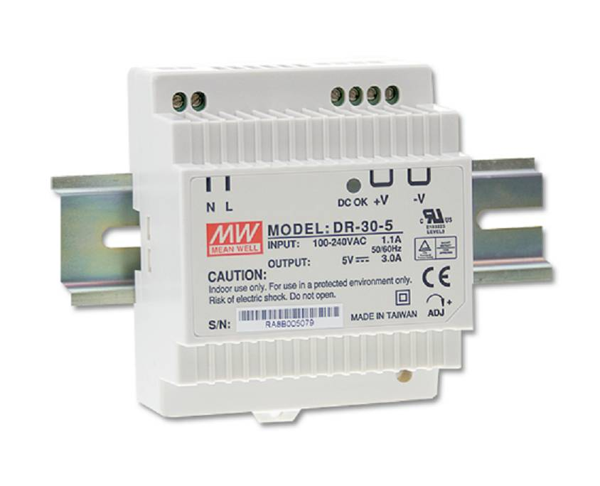 12V 24W Din Rail Power Supply