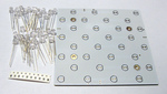 UV PCB Exposure LED pcb build kit
