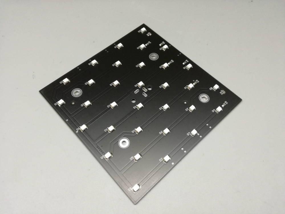 UV belichtingsbak LED print bouwpakket